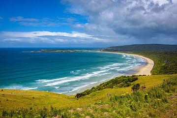 Bay South Shore, Neuseeland von Rietje Bulthuis