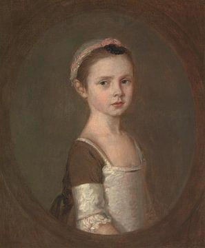 Miss Susanna Gardiner, Thomas Gainsborough.