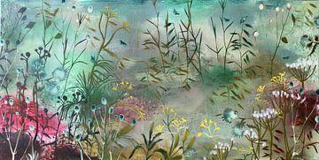 Blauwe Tuin van Simone Zacharias