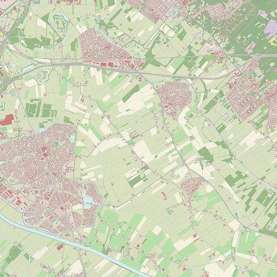 Kaart vanBunnik