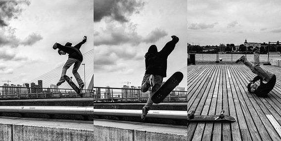 Triple trick van Lex Schulte
