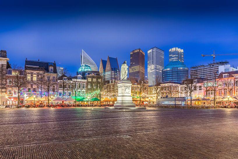 Den Haag - Plein van Tom Roeleveld