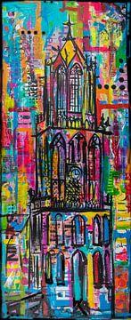 Dom-Turm von Janet Edens