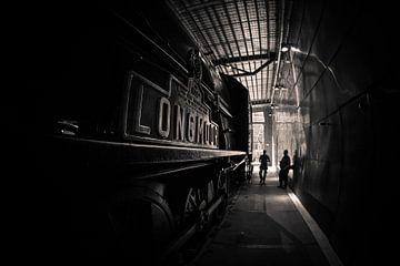 Locomotief von Victor van Dijk