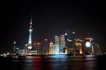 Shanghai, China van Joke Van Eeghem