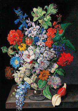 Ein großer Blumenstrauß, Sebastian Wegmayr
