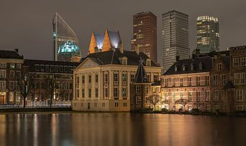 Het oude en nieuwe Den Haag... van Bert - Photostreamkatwijk