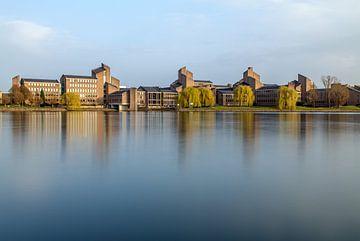 Gouvernement Limburg van MSP Canvas