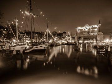 Dordrecht 8 Sephia