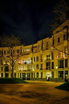 Heerlen by night, Maankwartier van Carola Schellekens