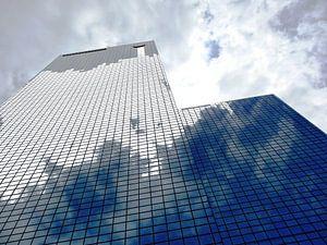 Rotterdam: Gebouw Delftse Poort - cloudy business