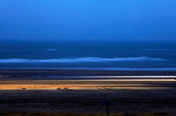 Bloemendaal aan Zee van Christiaan Krouwels