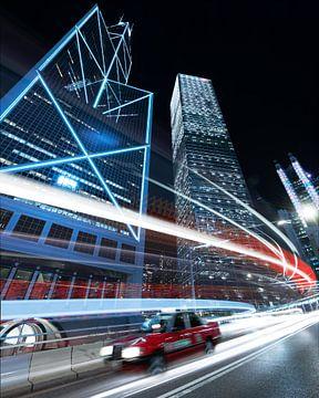 Hongkong: Lichtgeschwindigkeit von Rudmer Hoekstra