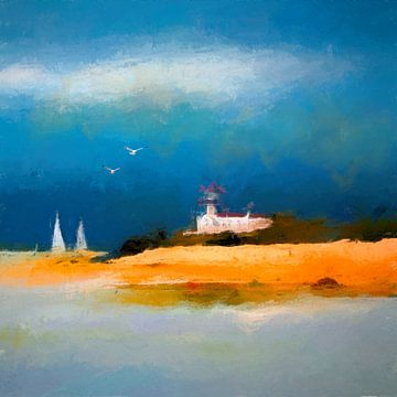 Ocean Part van Andreas Wemmje