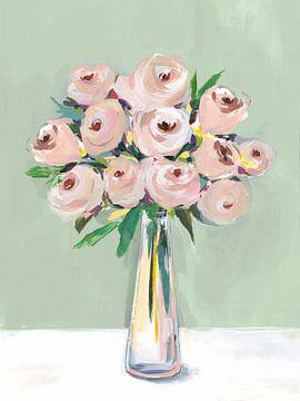 Hallo Spring II, Isabelle Z  von PI Creative Art