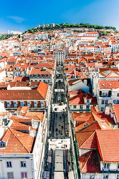 Portugal - Lissabon van Sascha Kilmer
