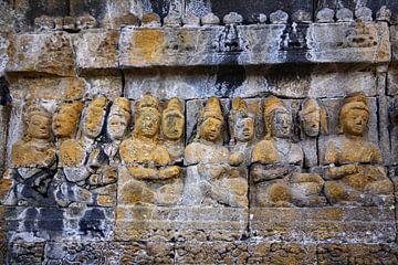 Borobudur detail 2