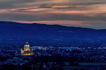 Santa Maria Degli Angeli (Assisi) von Edwin van Wijk
