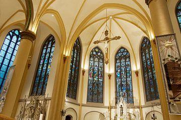 Koor Nicolaaskerk Baarn van Studio Bosgra