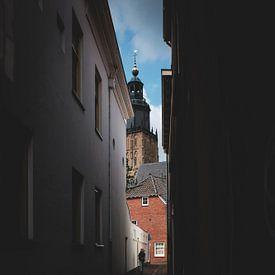 Kirche in Zutphen von Marco van den Arend