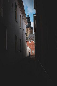 Kerk in Zutphen van Marco van den Arend