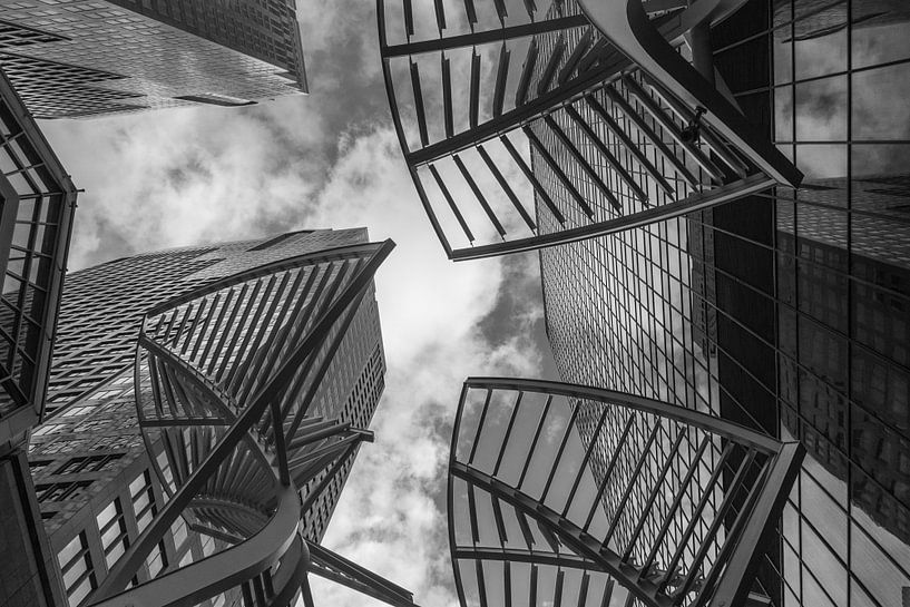 Architecture of Calgary van Ilya Korzelius