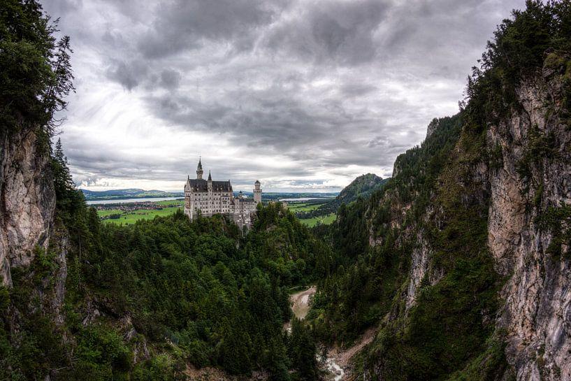 Slot Neuschwanstein van Frenk Volt