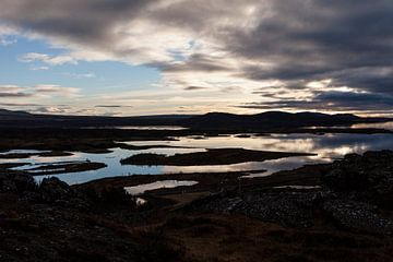 IJsland - Þingvellir van Irene Hoekstra