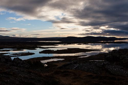 IJsland - Þingvellir