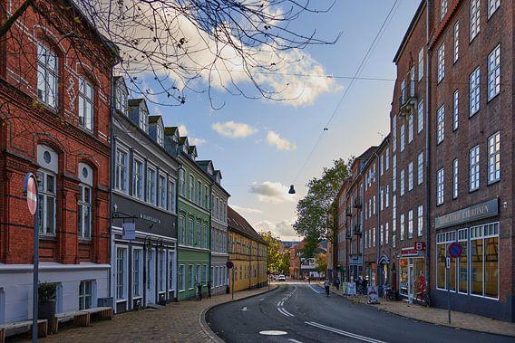 Straat in Odense