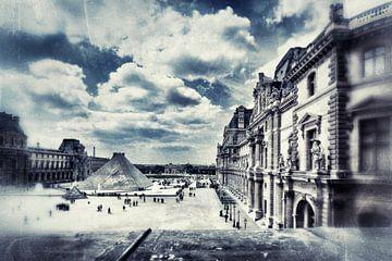 Die Louvre Paris von