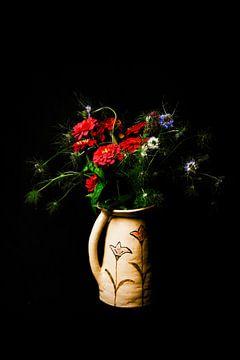bloemen  van Anett Kazimierska
