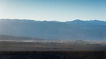 Death Valley - duinen van Keesnan Dogger Fotografie