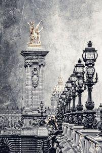 Paris pompös van