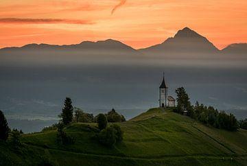 Kirche Jamnik von Mario Visser