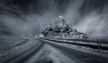 Mont St. Michel sur Arjen Dijk