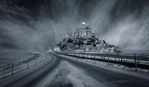 Mont St. Michel van