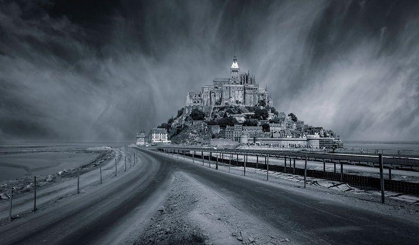 Mont St. Michel van Arjen Dijk