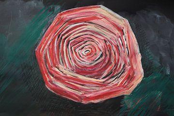 Blühe im Dunkeln! van Susanne A. Pasquay