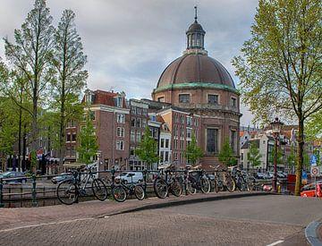 Koepelkerk Amsterdam van Peter Bartelings Photography