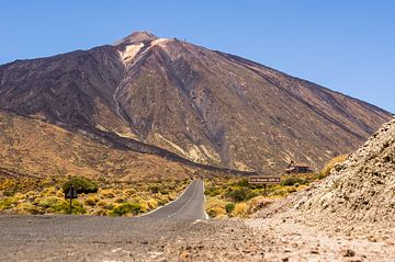 Teide National Park Tenerife  van Etienne Hessels