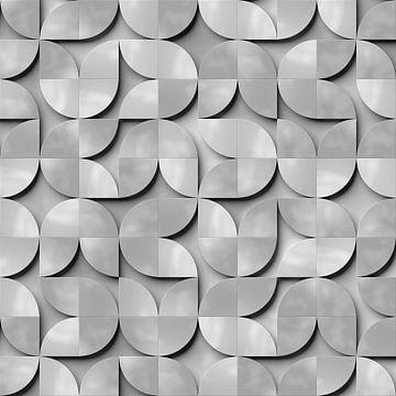 Beton-Tulpenblüten von Jörg Hausmann