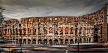 City Lights - Colosseum HDR