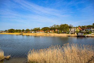 Het meer van Neuensien - Seedorf bij Sellin van GH Foto & Artdesign