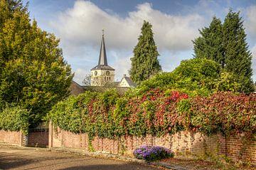 Sint- Remigiuskerk in Simpelveld van John Kreukniet