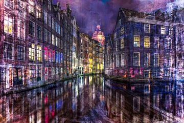What happens in Amsterdam ........ van Dennisart Fotografie
