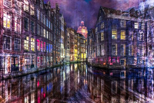 Kunstdruck Amsterdam