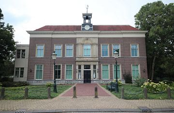 Old orphange in Moordrecht, nowadays used as care centre von