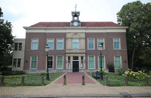 Oud weeshuis in Moordrecht, ooit raadhuis nu verzorgingstehuis van