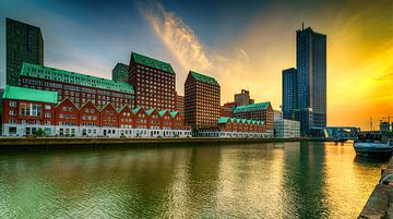 Port ferroviaire de Rotterdam sur Marcel Kieffer